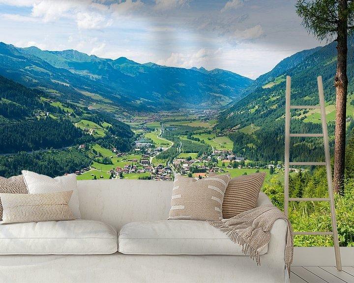 Beispiel fototapete: Typisch Oostenrijk von Rob IJsselstein