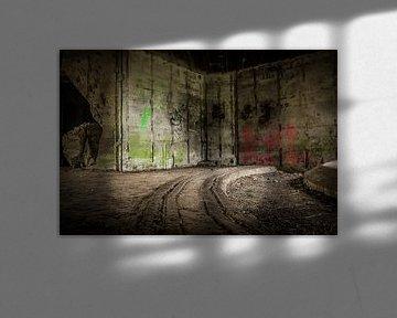 Bunker von Daphne Elderenbos