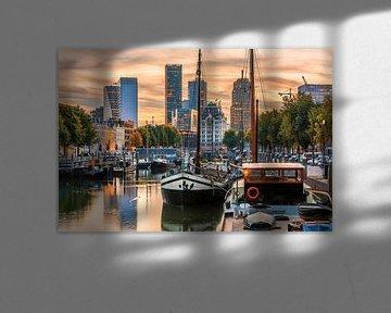 Rotterdam, Nederland van Lorena Cirstea