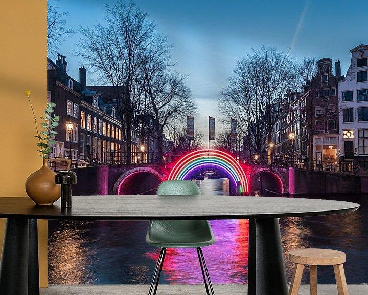 Impression: The Bridge of the Rainbow sur Scott McQuaide