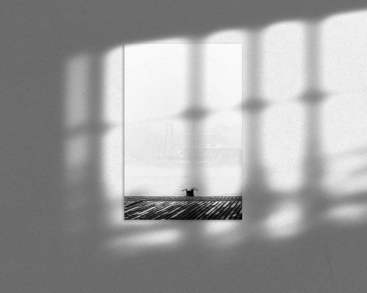Sfeerimpressie: Bolder voor Hotel New York Rotterdam van Rob van der Teen
