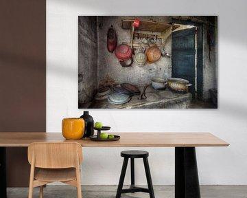 Urbex - Keuken von Angelique Brunas