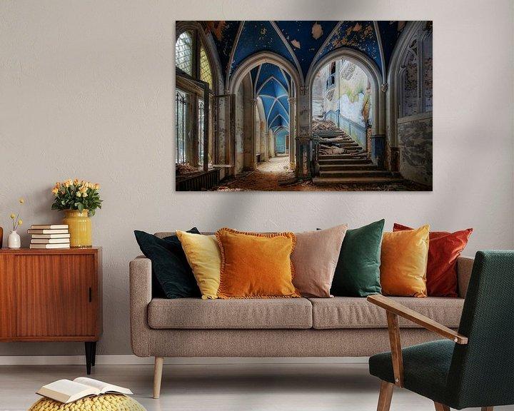Impression: Urbex - Chateau de noisy sur Angelique Brunas