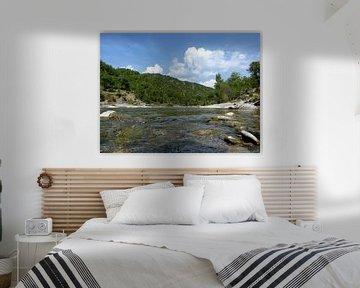 Spaanse rivier von Piet van Winkel