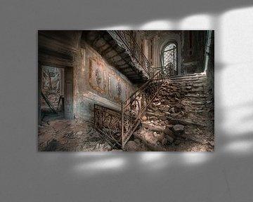 Treppe oder Verfall von Olivier Photography