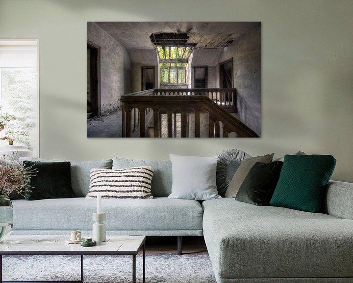 Sfeerimpressie: Urbex - Klimop van Angelique Brunas