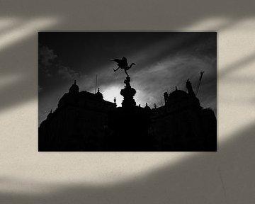 Engel in Londen van Arjen Monden