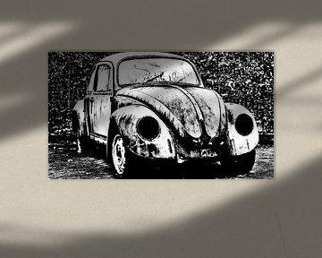 VW kever van Karin Stuurman