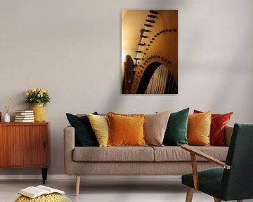 Curves of a harp von Jelle Ursem