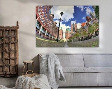 Muzenplein in Den Haag van Esther Seijmonsbergen