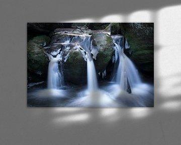 Waterval Schiessentumpel van Anko Zwerver