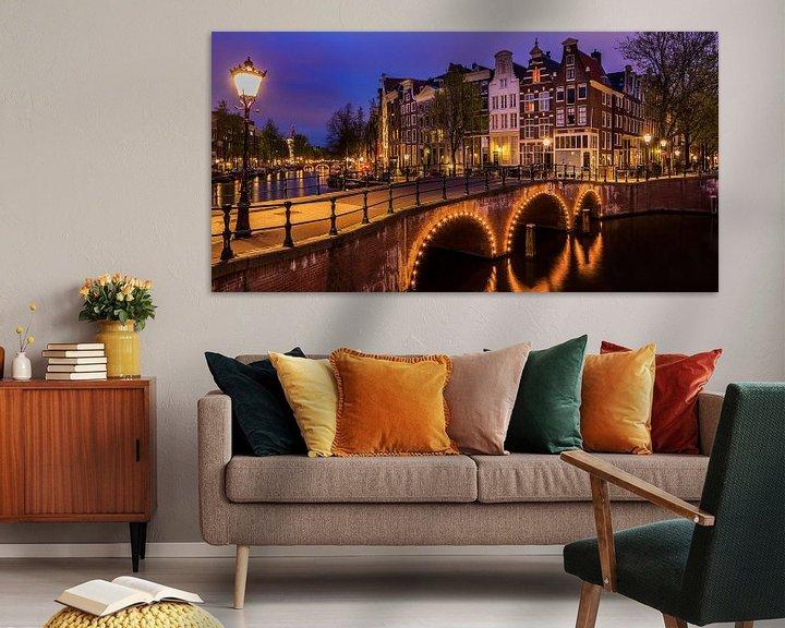 Sfeerimpressie: Amsterdam Nights van Marc Smits