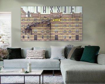 Lassie fabriek van Maarten Drupsteen