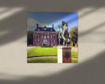 Kasteel Amerongen von Djai van Nieuwenhoven