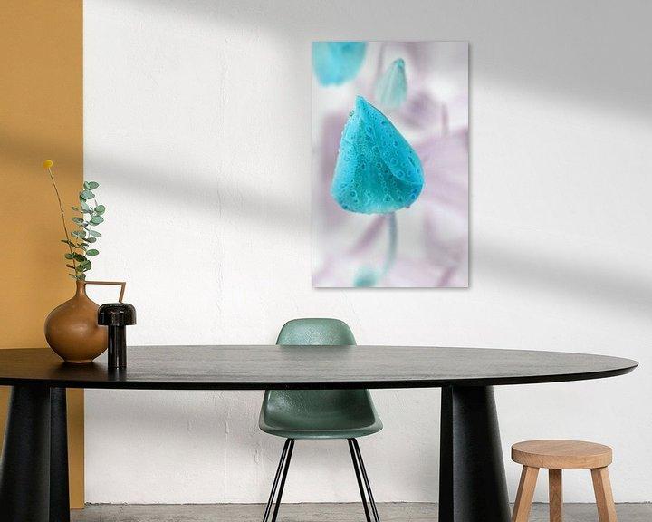 Sfeerimpressie: Blue Solitude van Ernst van Voorst