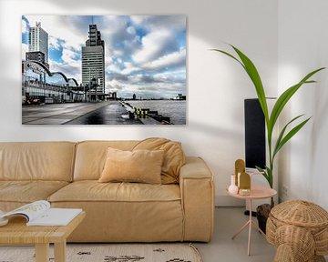 Cruise terminal Rotterdam Wilhelminapier  von Midi010 Fotografie