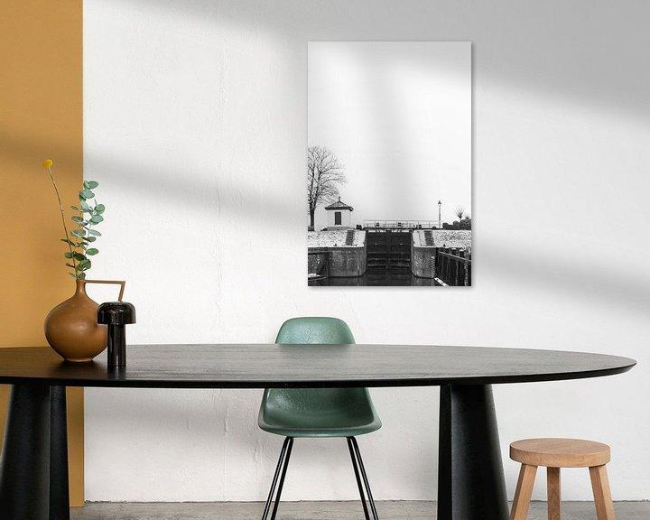 Sfeerimpressie: Winters Katerveer van Edo Koch