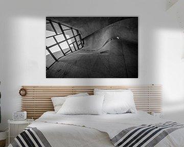 Het dansende plafond van Chantal Nederstigt