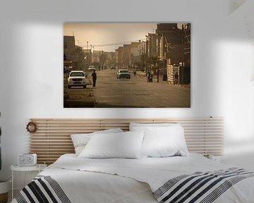 Straten van Kaapverdie van Jehee Fotografie