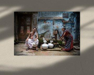 Wasserpumpe van Miro May