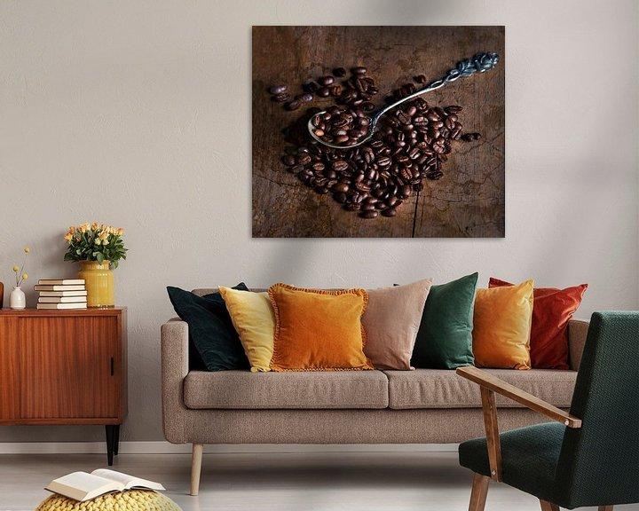 Sfeerimpressie: liefde voor koffie van Anouschka Hendriks