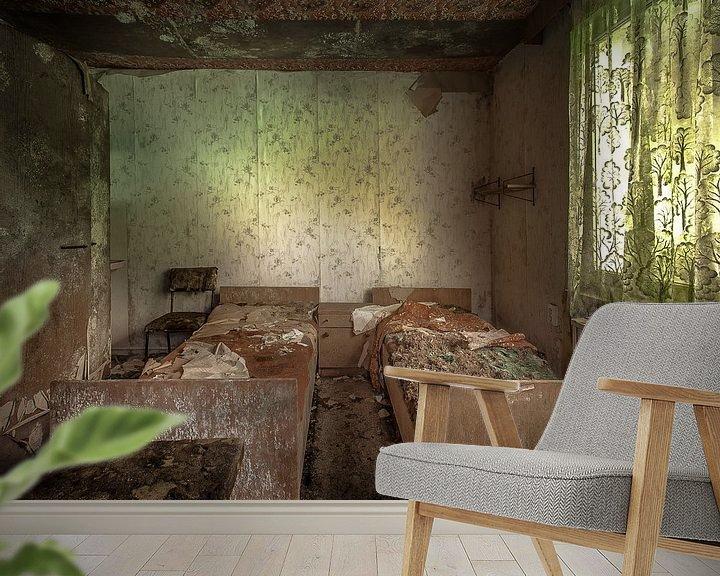 Sfeerimpressie behang: Onder de wol van Olivier Photography