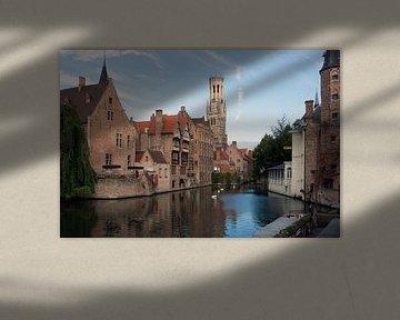 Brugge, Rozenhoedkaai van Michel De Pourcq