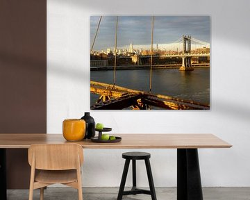 'Bridges', New York  van Martine Joanne