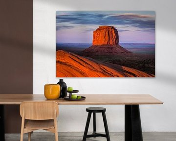 Merrick Butte, Monument Valley