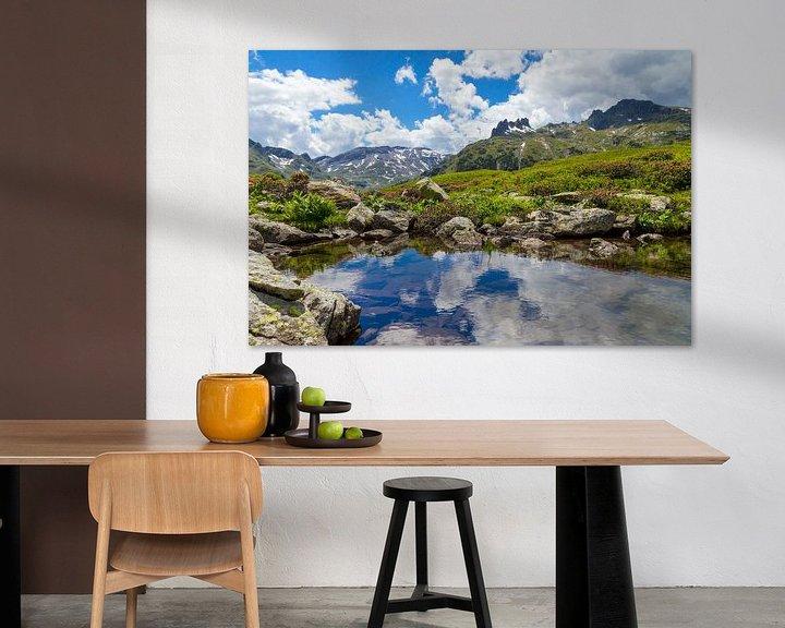 Sfeerimpressie: Spiegelmeer van Coen Weesjes