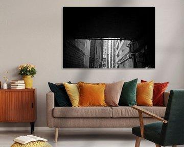 'Onder de brug', Chicago  van Martine Joanne