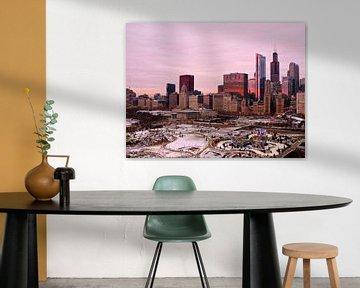 'Skyline', Chicago van Martine Joanne