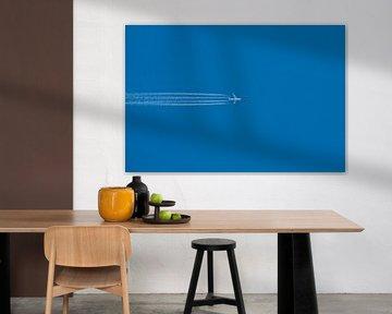 Flying blue van Arjen Roos