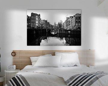 spiegelgracht Amsterdam van Dick Veldhuisen