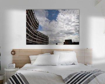 apartment building von Rob Burgwal