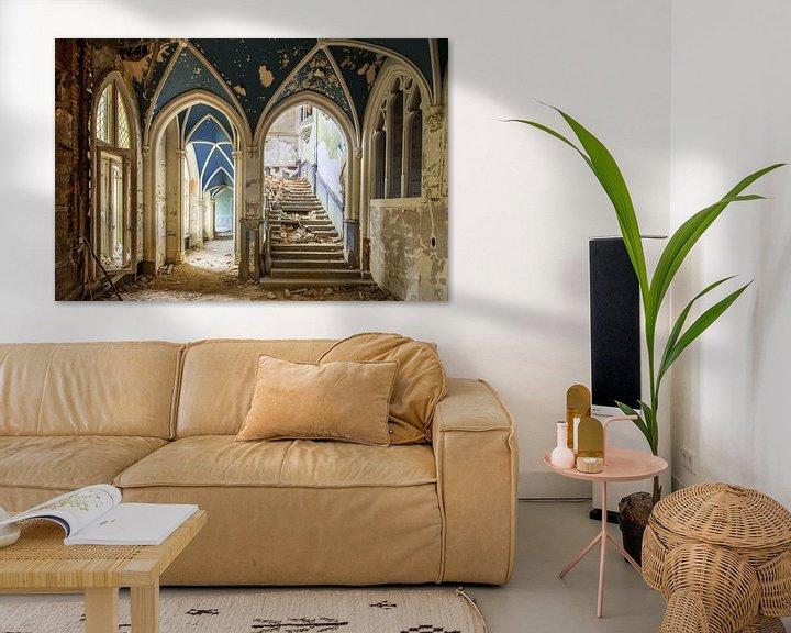 Sfeerimpressie: The Mysterious Castle van Oscar Beins