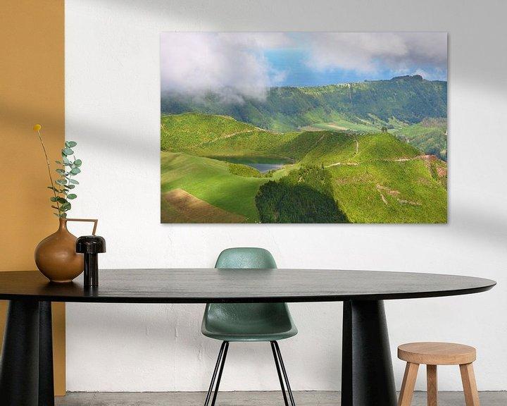 Impression: Vulkan Kratersee sur Jan Brons