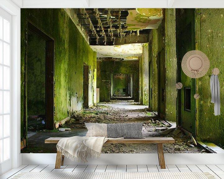 Impression: Verlassenes Hotel Monte Palace Azoren sur Jan Brons