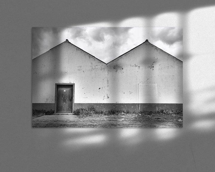 Impression: Altes Lager außen sur Jan Brons
