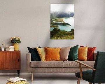 Lagoa do Fogo Azoren