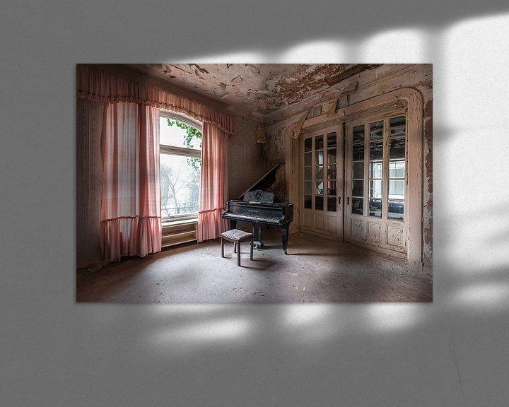 Sfeerimpressie: The last song van Oscar Beins