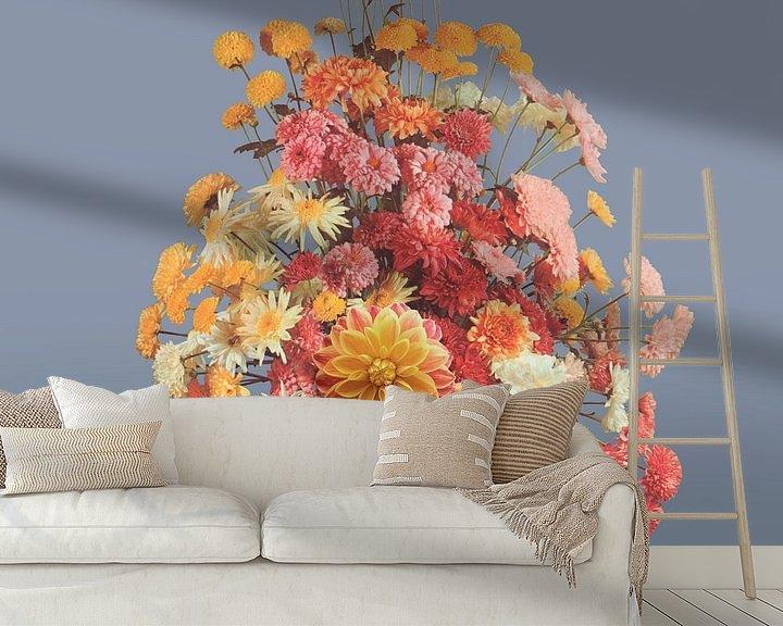 Sfeerimpressie behang: The one I love 1 van toon joosen