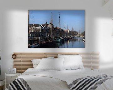Historisch Delfshaven van Ronald Kleine