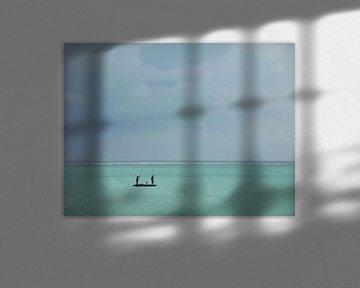 'Bootje', Zanzibar van Martine Joanne