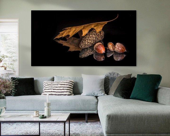 Sfeerimpressie: Herfst van Willem  Bentink
