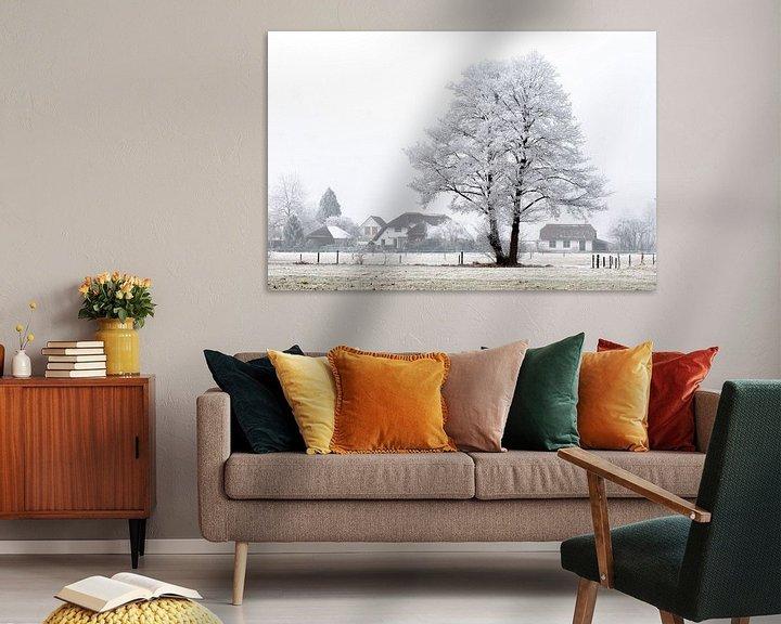 Sfeerimpressie: Winter wonderland van Robbie Veldwijk