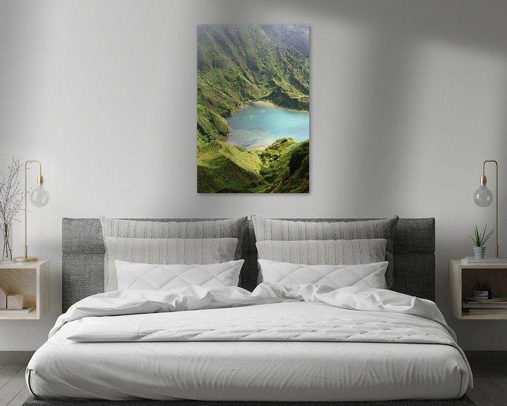 Impression: Blauer See Berghang sur Jan Brons