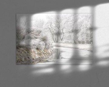 Winterwonderland van Bob Bleeker