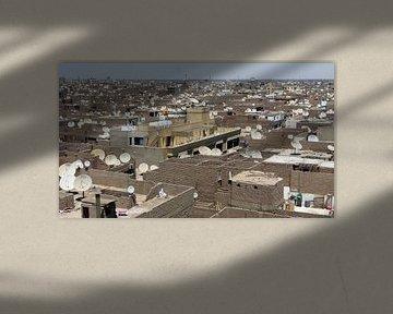 'Ontvangen', Cairo- Egypte van Martine Joanne