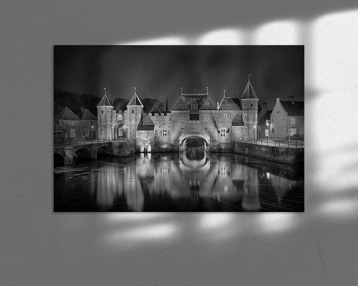 Sfeerimpressie: Koppelpoort Amersfoort van Peter Bolman